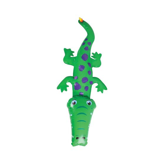 ACP Inflatable Crocodile Sprinkler, , bcf_hi-res