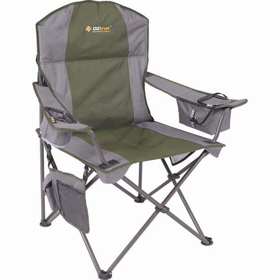 OzTrail Cooler Arm Chair, , bcf_hi-res