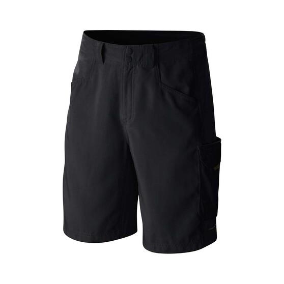 Columbia Men's Big Katuna II Shorts, Black, bcf_hi-res