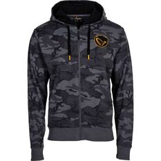 Savage Men's Hooded Fleece Camo S, Camo, bcf_hi-res