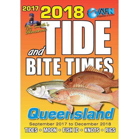 AFN Tide and Bite Guide 2018 Queensland, , bcf_hi-res