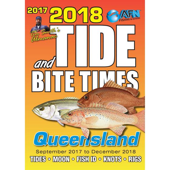 AFN Tide and Bite Guide 2018 Queensland, , bcf_hi-res