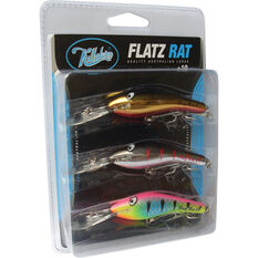 Killalure Flatz Rat Hard Body Lure 3 Pack, , bcf_hi-res