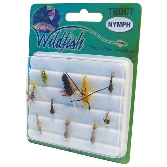 Wildfish Nymph Flies 10 Pack, , bcf_hi-res