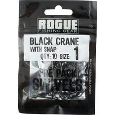 Rogue Black Crane Coastlock Swivel 10 Pack, , bcf_hi-res