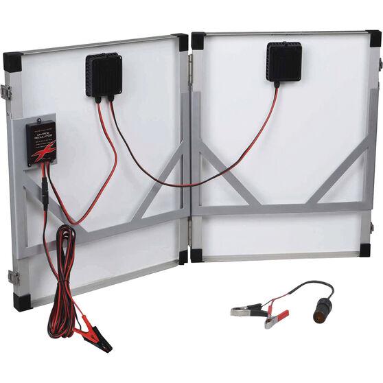Solution X Folding Solar Panel Kit 130W, , bcf_hi-res