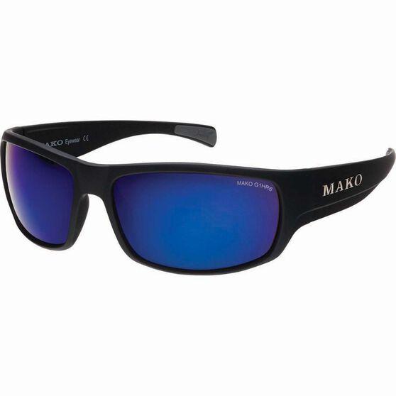MAKO Escape Polarised Sunglasses Blue Lens, Blue Lens, bcf_hi-res