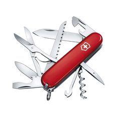 Victorinox Huntsman Red Swiss Army Knife, , bcf_hi-res