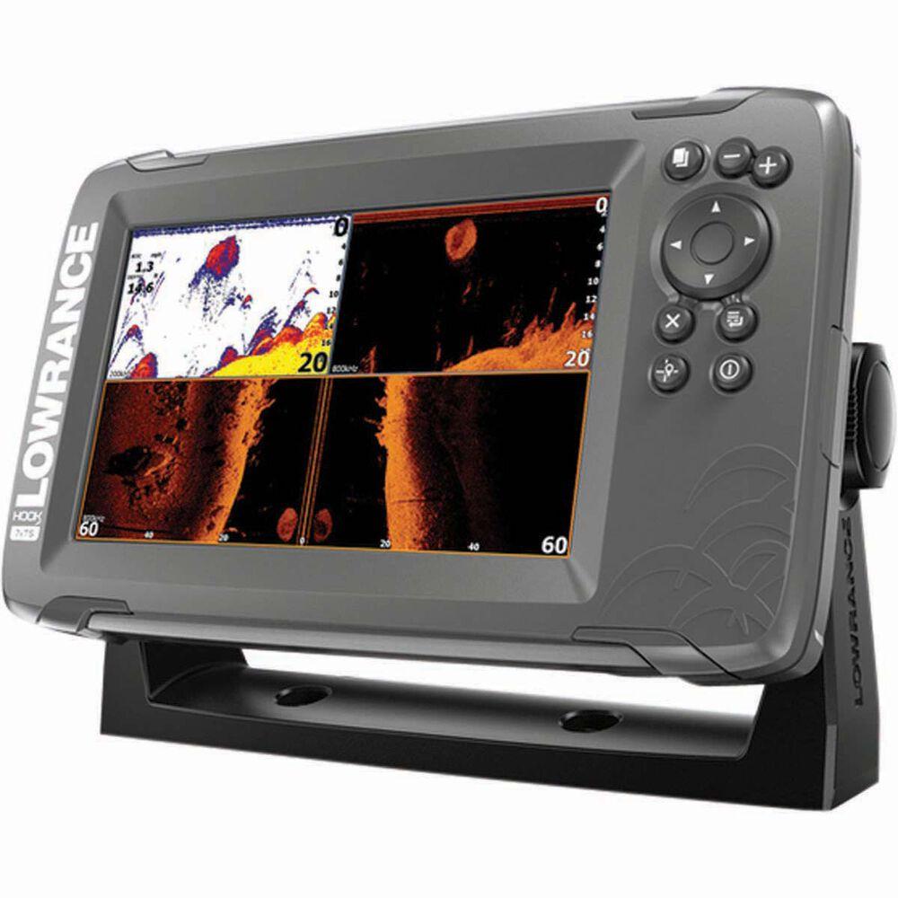 Lowrance Hook²-7x GPS Fish Finder + TripleShot Transducer
