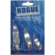 Rogue Trio Metal Lures 3 Pack, , bcf_hi-res