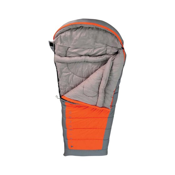 Wanderer FullFlame Hooded Sleeping Bag, , bcf_hi-res