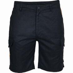 Savage Men's Cargo Shorts Black S, Black, bcf_hi-res
