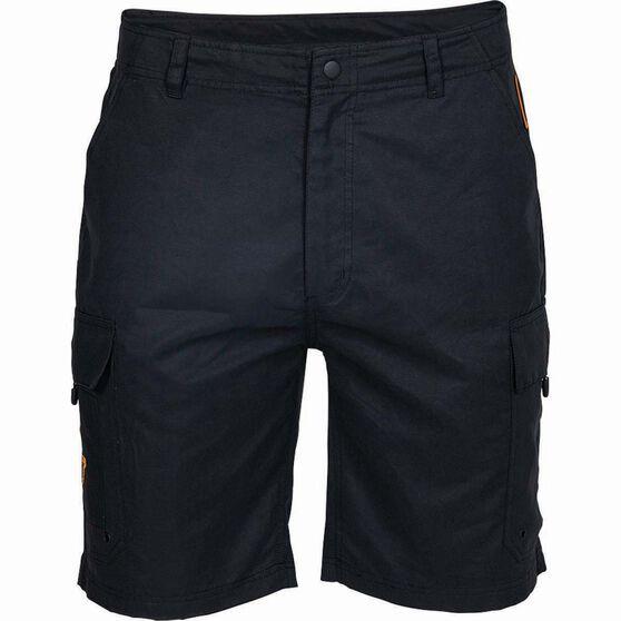 Savage Men's Cargo Shorts, Black, bcf_hi-res