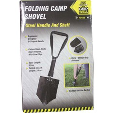 Gripwell Folding Shovel, , bcf_hi-res