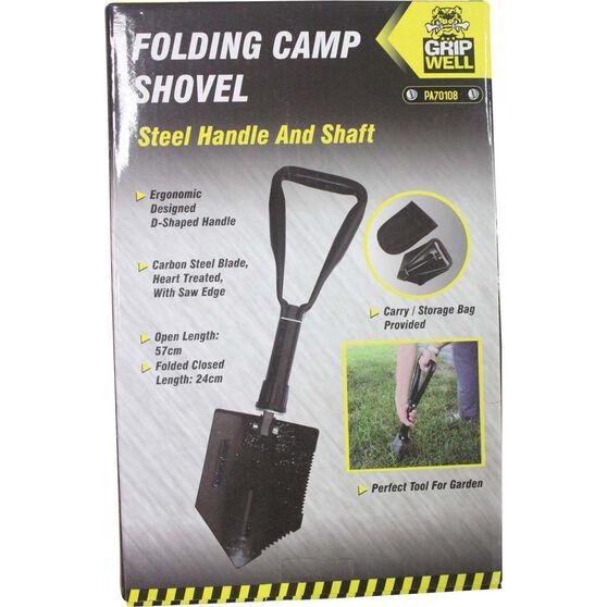 Gripwell Folding Shovel, , bcf_hi-res