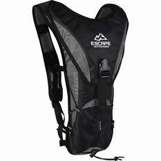 Rapid Hydration Pack 2L Black, Black, bcf_hi-res