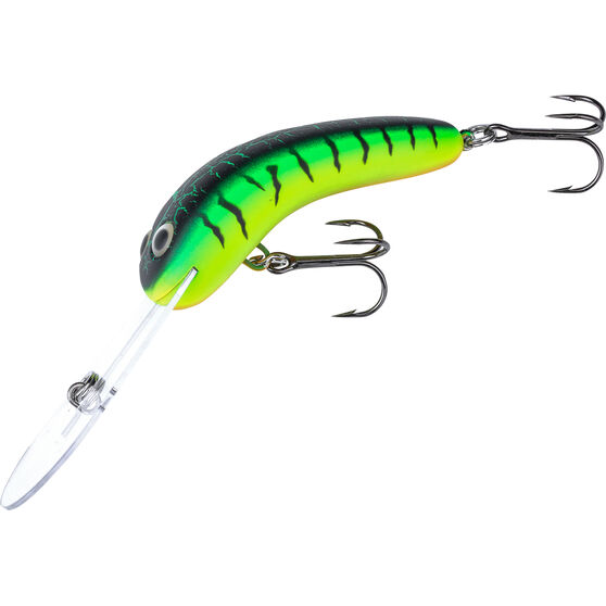 Kato Bush Bandit Deep Diving Hard Body Lure 70mm Turquoise 70mm, Turquoise, bcf_hi-res