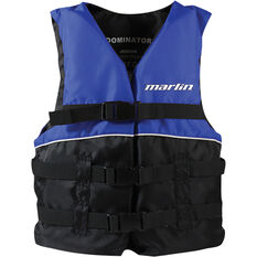 Marlin Australia Child Dominator PFD 50S Blue, Blue, bcf_hi-res