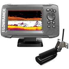 Lowrance Hook2-5 SplitShot Combo Including Transducer and CMAP, , bcf_hi-res