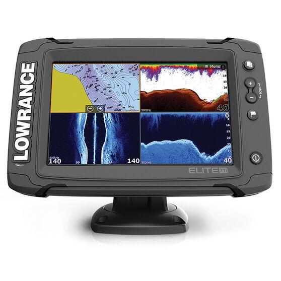 Lowrance Elite 7 TI Combo, , bcf_hi-res