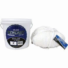 Wilson Nylon Mesh Cast Net 3 / 4in, , bcf_hi-res