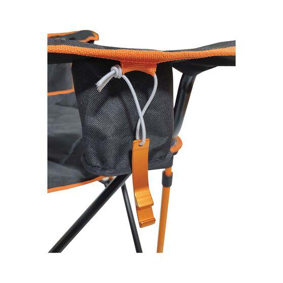 XTM Black Quad Fold Chair, , bcf_hi-res