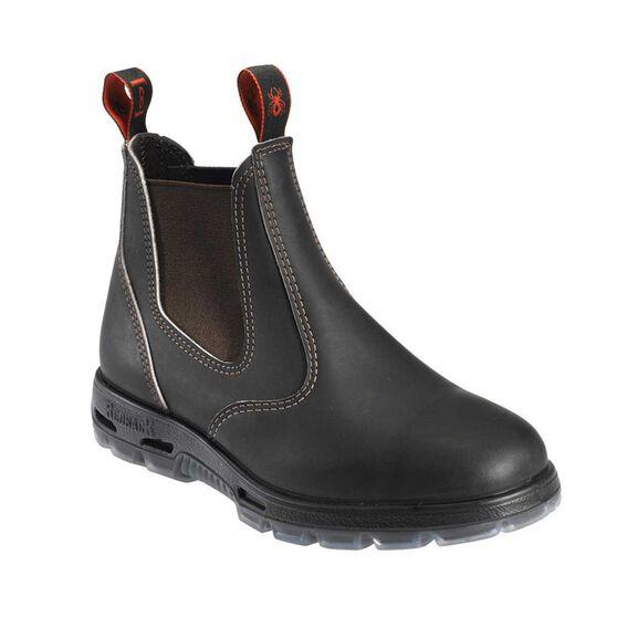 Men's USBOK Work Boots, Claret, bcf_hi-res