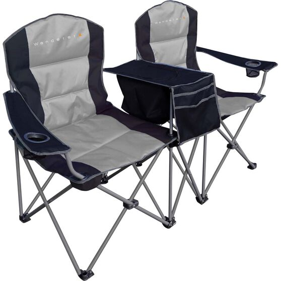 Wanderer Double Cooler Arm Chair, , bcf_hi-res