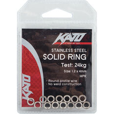 Kato Solid Ring Hooks, , bcf_hi-res