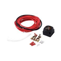 XTM 12V 125Amp Dual Battery Isolator Kit, , bcf_hi-res