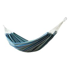 Summer Stripe Single Hammock, , bcf_hi-res