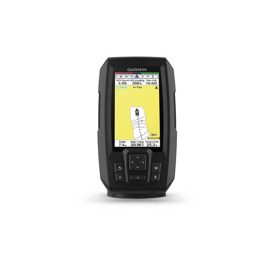 Garmin Striker Plus 4 Fish Finder Including Transducer and Built-In GPS, , bcf_hi-res