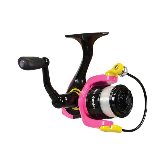 Pryml Junior Neo with Tackle Kit Spinning Combo Pink 5ft 6in, Pink, bcf_hi-res