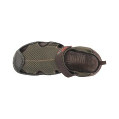 Crocs Men's Swiftwater Sandal Espresso US 7, Espresso, bcf_hi-res