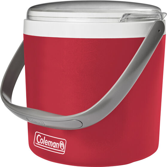 Coleman Party Circle Cooler Red, Red, bcf_hi-res