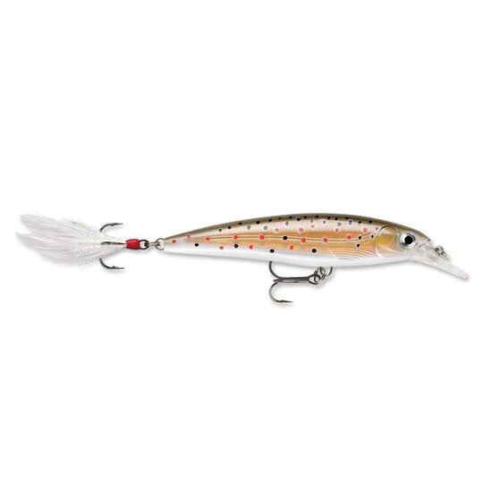 Rapala X-Rap XR4 Hard Body Lure 4cm Trout 4cm, Trout, bcf_hi-res