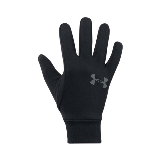 Under Armour Men's Armour Liner 2.0 Gloves Black / Graphite S, , bcf_hi-res
