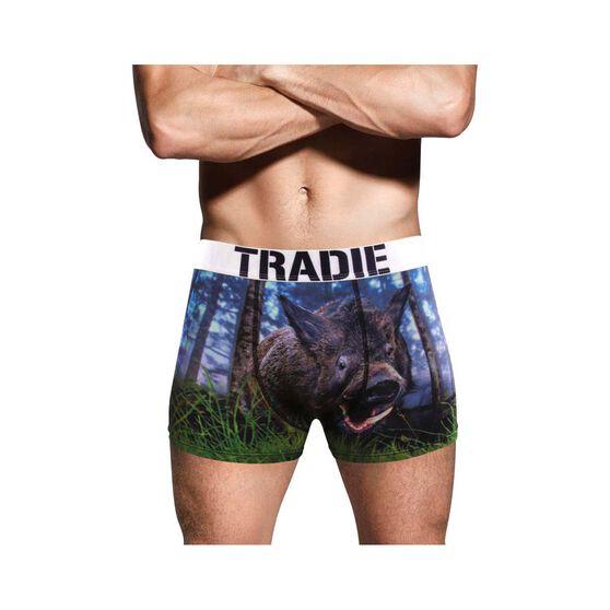 Tradie Men's Boar Trunks 2XL, , bcf_hi-res