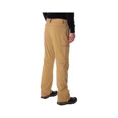 Macpac Men's Rockover Convertible Pants Khaki S, Khaki, bcf_hi-res