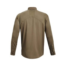 Under Armour Men's Tide Chaser 2.0 Fishing Shirt, Bayou / Khaki, bcf_hi-res