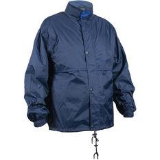 Team Unisex Stolite Original Rainwear Jacket Navy / Royal Blue S, Navy / Royal Blue, bcf_hi-res