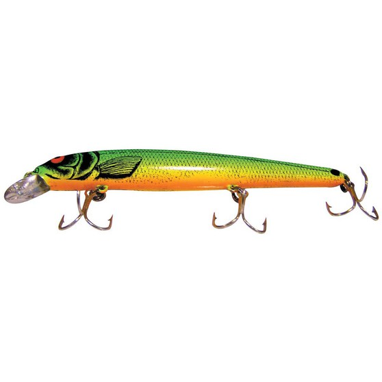 Bomber 16A Saltwater Hard Body Lure 15cm Banana Fish, Banana Fish, bcf_hi-res