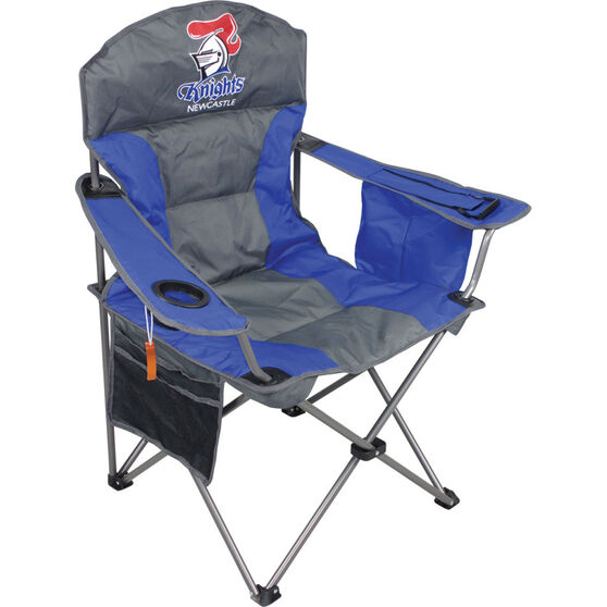 NRL Knights Camp Chair, , bcf_hi-res