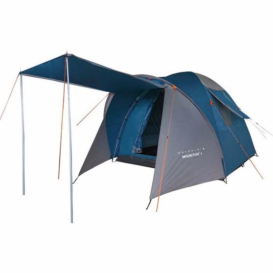 Wanderer Magnitude Dome Tent 4 Person, , bcf_hi-res
