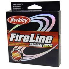 Berkley Fireline Original Braid Line 125yds Smoke 125yds 4lb, Smoke, bcf_hi-res