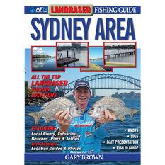 AFN Sydney Area Landbased Fishing Guide, , bcf_hi-res