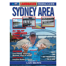 AFN Sydney Area Landbased Fishing Guide, , bcf_hi-res