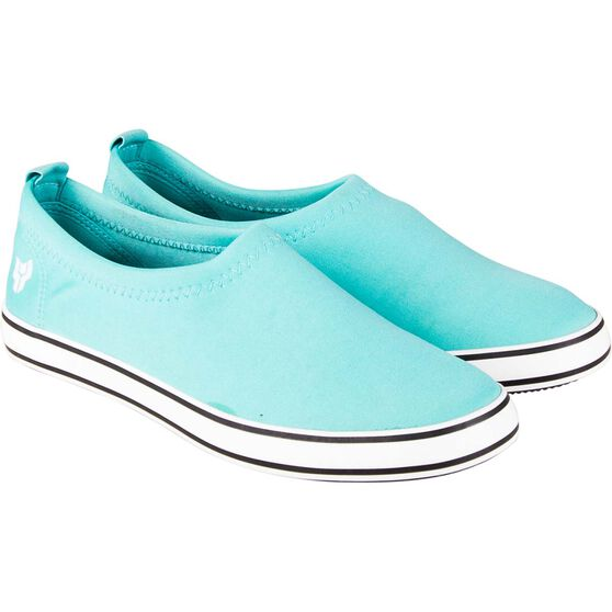 Tahwalhi Unisex Hydro Aqua Shoes, Teal, bcf_hi-res