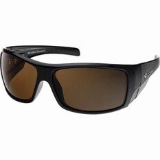 MAKO Indestructible Polarised Sunglasses Amber Lens, Amber Lens, bcf_hi-res