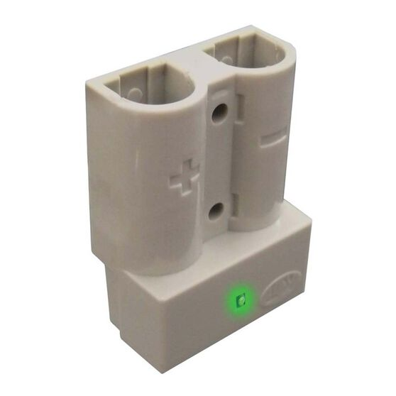 KT Connector Housing - 50 Amp, LED, , bcf_hi-res